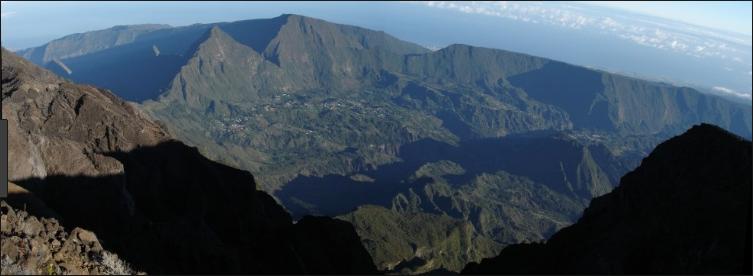 volcano reunion island