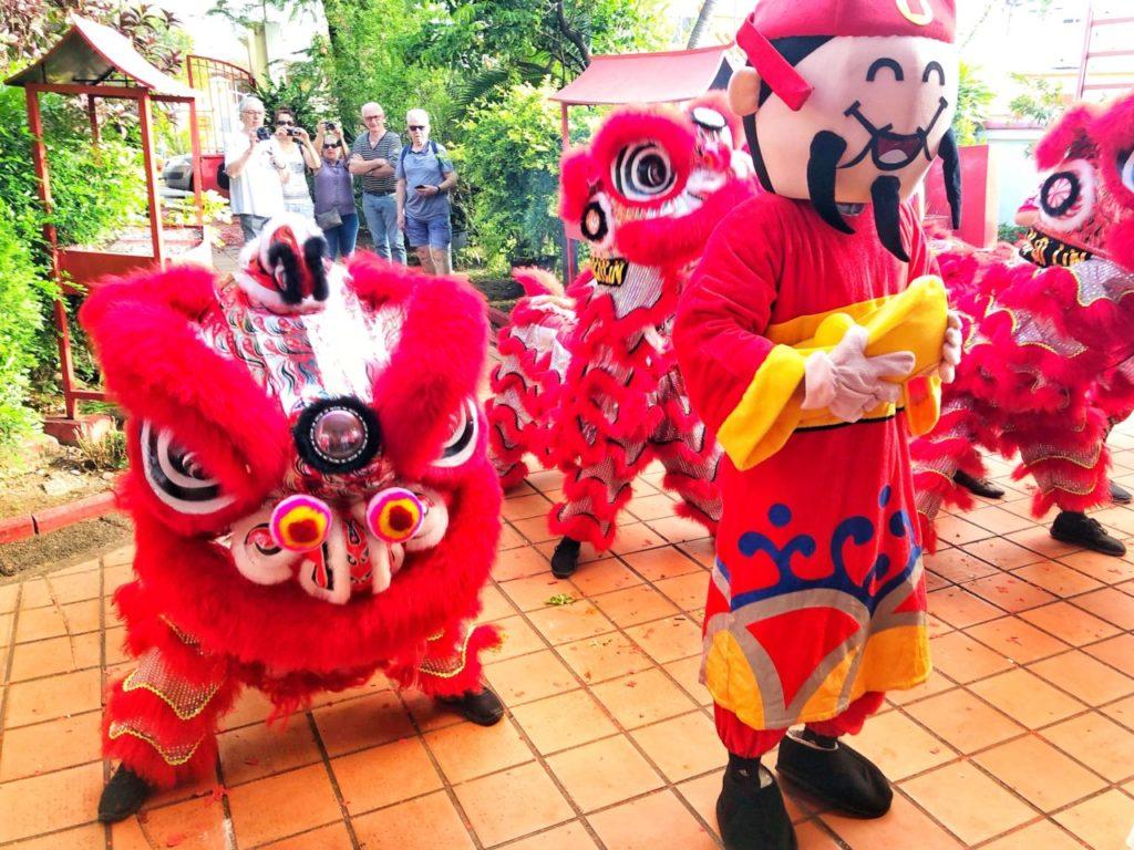 Nouvel an chinois à la Réunion
